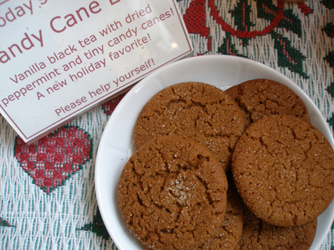 Zippy Gingersnaps!
