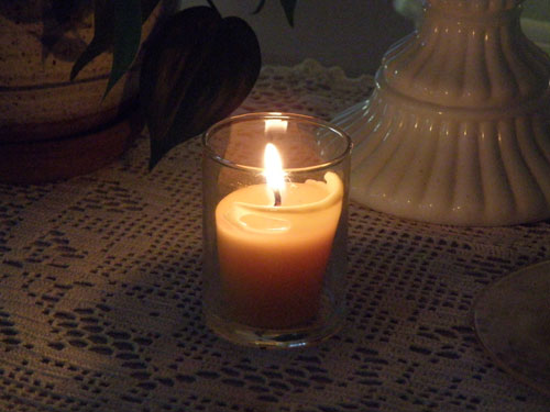Candle15Sept13